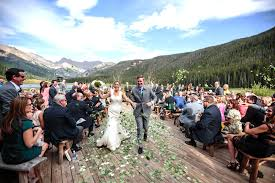vail wedding venues piney river ranch venue vail co weddingwire