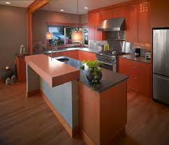Custom Kitchen Cabinets Seattle Basalt Countertops Kitchen Contemporary With Seattle Hardwood