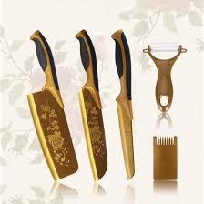 rose kitchen knife promotion shop for promotional rose kitchen
