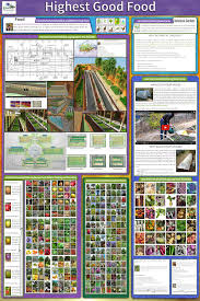 permaculture garden layout highest good food large scale gardening permaculture