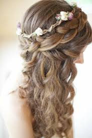 wedding flower hair how to wear flowers in your hair inspiration for the boho