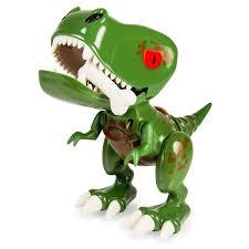 zoomer bentley детёныш динозавра интерактивный dino zoomer от spin master 14406