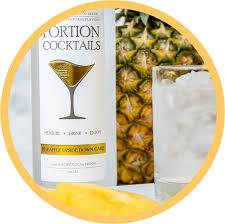 home u2013 portion cocktails