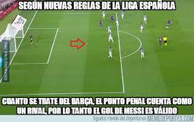 Memes Sobre Messi - los memes m磧s divertidos sobre el gol ilegal de messi madrid