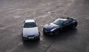 Nissan Gtr Review - the best nissan gtr review ever r34 vs r35 gt speed