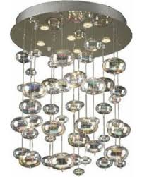 Halogen Chandelier Check Out These Deals On Bubbles Modern Iridescent Halogen