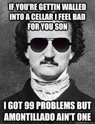 Edgar Allen Poe Meme - 19 hilarious literary memes edgar allan edgar allan poe and
