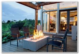 fire pit wood deck propane fire pit on wooden deck decks home decorating ideas