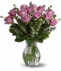 lavender roses lavender wishes dozen premium lavender roses in paul mn