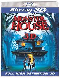 monster house amazon com monster house blu ray 3d version gil kenan steve