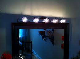 Vanity Lights Ikea by Diy Vanity Light Installation Bulb Wall Mount Lights Lighting