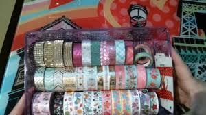 craft organization tips dollar store items youtube