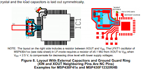 general pcb design layout guidelines resolved pcb design around 32768hz crystal msp low power