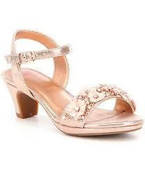 shoes kids shoes youth girls 12 5 dress shoes heel