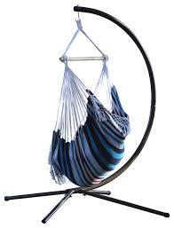 brazilian hammock chair denim contemporary hammocks and swing