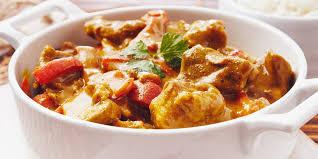 porc cuisine curry de porc à l indienne recettes femme actuelle