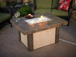 outdoor greatroom fire table outdoor greatroom company patio furniture sets with fire pit photo