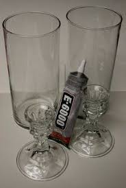 How To Make A Mercury Glass Vase Best 25 Dollar Store Centerpiece Ideas On Pinterest Diy Painted