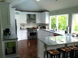 island peninsula kitchen l shaped kitchen layout l shaped kitchen layout ideas with island l
