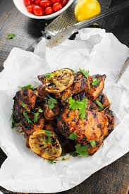 bbq teriyaki marinated grilled chicken and the most versatile