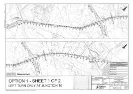 Surrey England Map by The Other Options For The M25 Junction 10 A3 Wisley Interchange