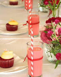 kitchen tea pink and red we love events tea parties