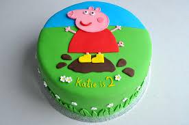 peppa pig birthday cakes peppa pig birthday cake kildare treats