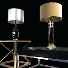 restoration hardware pedestal side table mercer gramercy 156
