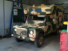 land rover camo our services