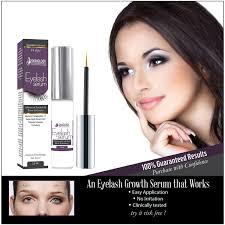 amazon com eyelash u0026 eyebrow growth serum longer thicker