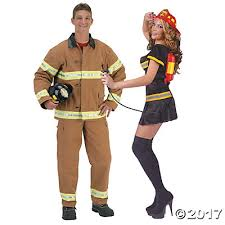 Firefighter Halloween Costume Fighter Couples Costumes