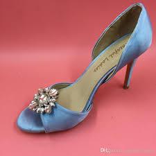 Wedding Shoes Online Uk Light Blue Wedding Shoes Made To Order Wedding Pumps Satin Upper