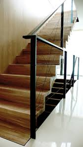 stahl holz treppe trepp
