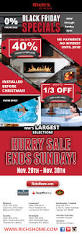 black friday specials on fireplaces tubs swim spas at rich u0027s