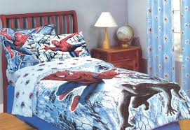 Marvel Bedding New 4pc Spiderman 3 Full Bed Sheet Set Marvel Comics Spider Man