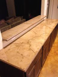 concrete installer discovers concrete countertops surecrete products