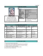 Resume Bm Contoh Resume Terbaik