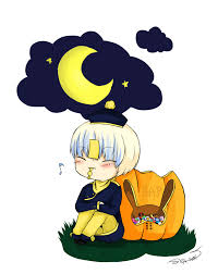 halloween birthday clipart halloween zelo u0027s version late birthday twt by peangpong on