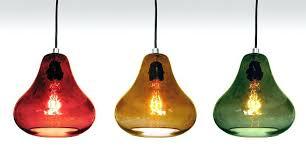 Large Glass Pendant Light Amber Glass Pendant Light U2013 Karishma Me