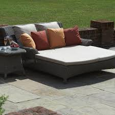 spa inspired outdoor garden furniture and accessories spa living