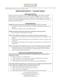 Example Of Government Resume by Unit 8 Canada Today