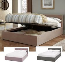 ottoman super king size beds storage options bedstar