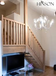 Stairs With Open Risers by Solid Oak Open Riser Stairs Ideas For The House Pinterest