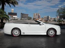 chrysler sebring bentley fugazzi bentley gtc kit