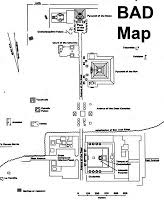 teotihuacan map publishing archaeology another bad map of teotihuacan