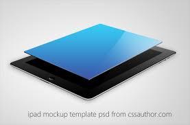 beautiful ipad mockup template psd for free download freebie no 40