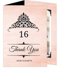 birthday thank you cards thank you cards for birthday