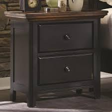 bedroom nightstand fantastic rustic wood nightstand that you