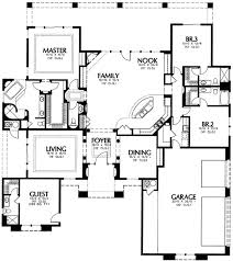 Southwest Homes Floor Plans Plan 16327md Guest Casita A Plus House Bedroom Corner And