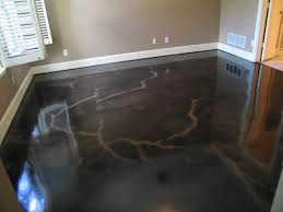Floors And Decor Dallas by Dark Stained Concrete Floor Concrete Dallas Fort Worth